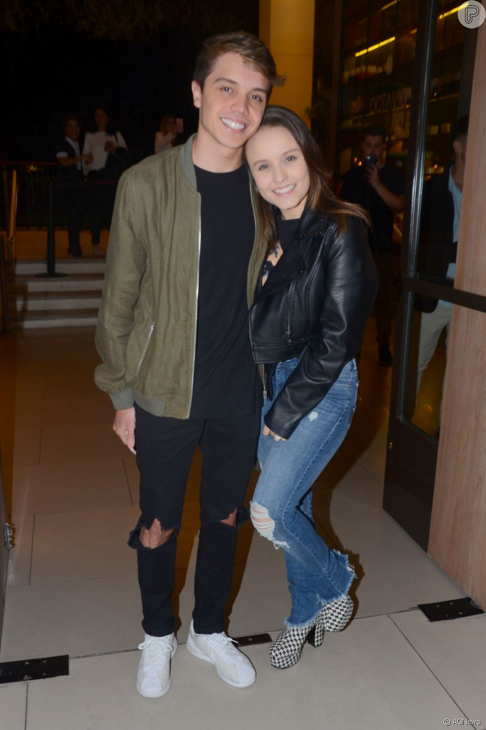 b00c769eb1c99 Larissa Manoela e o namorado