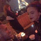 Marquezine e Neymar trocam declarações na França: 'Te amo mais do que a torre'