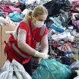 Angélica se voluntariou na Cruz Vermelha no programa 'Estrelas' que foi ao ar no dia 1º de agosto de 2017
