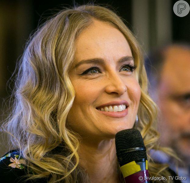 Angélica prepara o retorno à TV após o fim do 'Estrelas'. Em 2018, a apresentadora completa 45 anos e 30 de carreira. Relembre a trajetória!