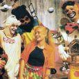 Um dos primeiros programas de Angélica foi 'Clube da Criança', da Manchete, em 1988
