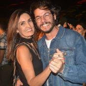 Fátima Bernardes avalia namoro com Túlio Gadêlha: 'Não precisa coragem, só amor'