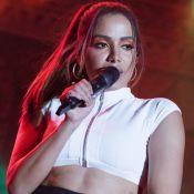 Anitta cita lição após declaração polêmica em show: 'Me expressar sem agredir'