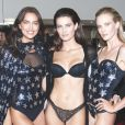 Iirina Shayk, Isabeli Fontana e Anne V participaram do show