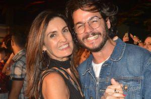 Fátima Bernardes doa R$ 5 mil para campanha eleitoral do namorado, Túlio Gadêlha