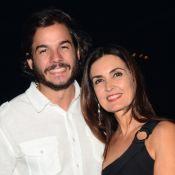 Fátima Bernardes elege boa fase com Túlio Gadêlha: 'Não perde tempo discutindo'