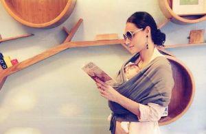 Débora Nascimento ensina como coletar e armazenar o leite materno. Detalhes!