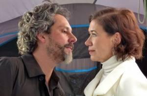 Novela 'Império': Zé Alfredo confunde Maria Marta com Isis em cena quente