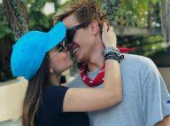 Larissa Manoela comemora 9 meses ao lado do namorado, Leo Cidade: 'Te amo!'