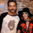 Alexandre Nero e Karen Brusttolin estão juntos desde 2012