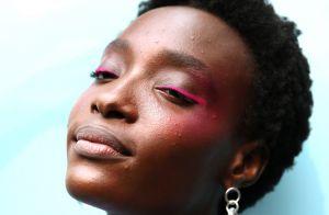 Ponto de cor na maquiagem: como usar a tendência colorida sem exageros