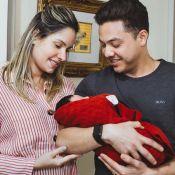 Thyane Dantas se afasta da web após nascimento do filho: 'Dedicação à família'