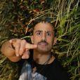 Kaysar Dadour deixou a Síria refugiado