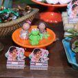 Yolanda comemorou seu primeiro ano de vida com uma festa animada