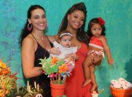 Juliana Alves comemora 1 ano da filha, Yolanda, com festa da Moana. Veja!