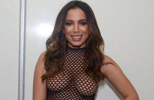 Anitta afasta rumor de reconciliação com ex-marido: 'Estou nem pensando nisso'
