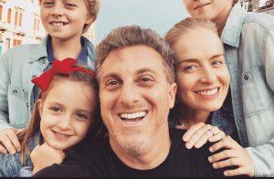 Angélica fala de filhos e explica relação duradoura com Huck: 'Senso de família'