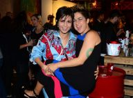 Em aniversário, Nanda Costa reúne amigos, ganha bolo e dança até o chão. Vídeo!