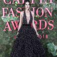 Alessandra Ambrósio prestigiou a  segunda edição do Green Carpet Fashion Awards, premiação que celebra a sustentabilidade na moda de luxo