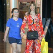 Ana Furtado passeia com filha e semelhança com pai, Boninho, impressiona. Fotos!