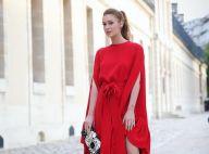 Marina Ruy Barbosa leva textos de novela para Semana de Moda de Paris: 'Estudar'