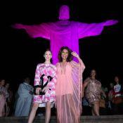 Juliana Paes e Isabelle Drummond prestigiam evento da Fundação Laço Rosa