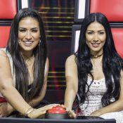 Simone e Simaria, durante pausa nos shows, estão confirmadas no 'The Voice Kids'