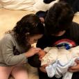 Wesley Safadão  se tornou pai de Dom, seu terceiro filho, há cerca de um mês