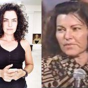 Mãe de Ana Paula Arósio diz que marido está muito doente:'Não quer saber do pai'