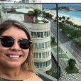 'Estou muito mais feliz agora porque descobri uma cerveja boa e sem glúten!', contou Marília Mendonça