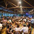 Festival gastronômico da Peixaria do Zé Maria foi realizado no hotel Sheraton, no Leblon, zona sul do Rio de Janeiro, nesta sexta-feira, 12 de outubro de 2018