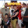 Luana Piovani e a família já estão de malas prontas para morar em Portugal