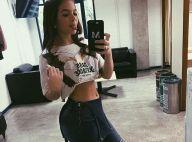 Mel Maia ensina truque para diminuir barriga em foto: 'Viradinha e encolhidinha'
