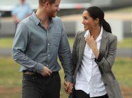 Grávida, Meghan Markle usa blazer oversized para 2º dia na Austrália. Fotos!