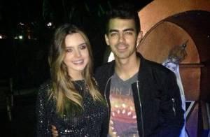 Giovanna Lancellotti nega romance com Joe Jonas: 'Tranquilo e acessível'