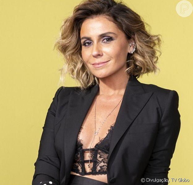 Em 'Segundo Sol', Luzia (Giovanna Antonelli) sela paz com Karola (Deborah Secco) e a convida para o casamento com Beto (Emílio Dantas)
