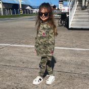 Pequena fashionista: 12 looks de Valentina, filha de Mirella Santos e Ceará