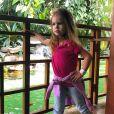 Filha de Mirella Santos e Ceará, Valentina esbanja estilo na web