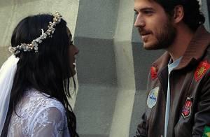 Novela 'Boogie Oogie': Rafael termina o noivado com Vitória e fica com Sandra
