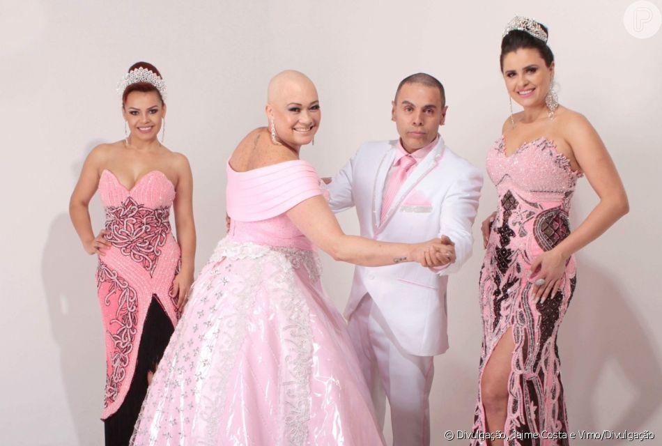 9c2b90d36f O estilista fez questão de incluir a possibilidade de vestido para mulheres  mastectomizadas