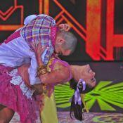 'Dança dos Famosos': Lucélia Santos é elogiada mas segue para a repescagem