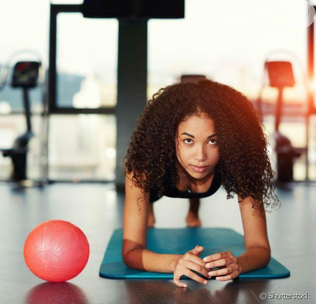 Veja como cuidar do cabelo após praticar exercícios físicos