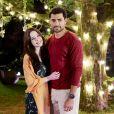 Carlo Porto e Bia Arantes ganharam torcida dos fãs na novela 'Carinha de Anjo'. Telespectadores pediram namoro na vida real