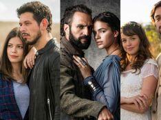 Da ficção à vida real: veja 10 casais de atores shippados por fãs em novelas