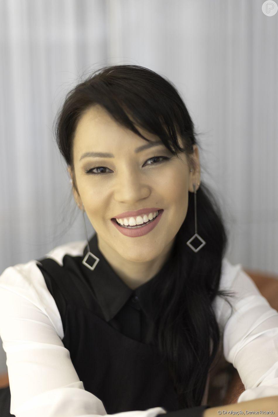 Geovanna Tominaga vai ser mamãe!