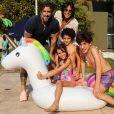 Romeo, filho de Marcos Mion, foi diagnosticado com Transtorno do Espectro Autista (TEA)