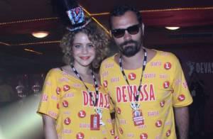 Confira como foi o carnaval de Leandra Leal, foliã de carteirinha; veja fotos