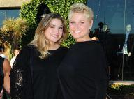 Xuxa Meneghel elogia desempenho da filha, Sasha, em aula de yoga: 'Iluminada'