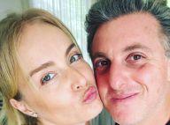Huck enche casa de flores em aniversário de casamento com Angélica: '14 buquês'