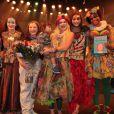 Luana Piovani está em cartaz com a peça infantil 'Mania de explicação'